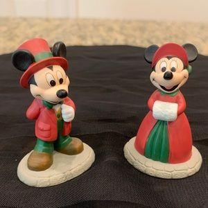 Dept. 56, Mickey & Minnie, Disney Village Series